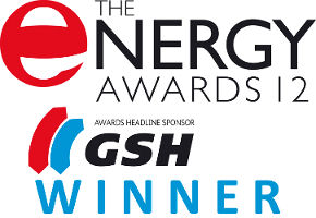 Energy Awards 2012 Winner